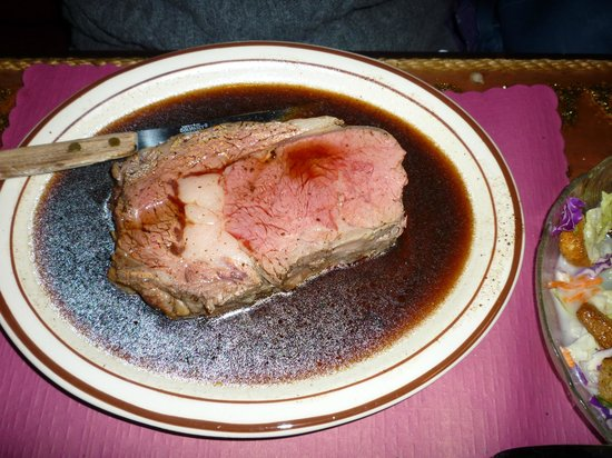 Treasure Island Supper Club: Saturday Night Special - Prime Rib Dinner
