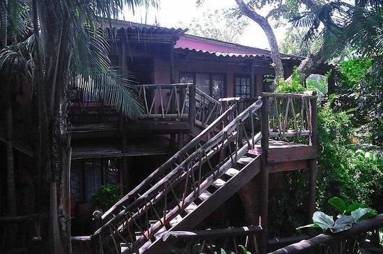 Umlilo Lodge B&B:                   Lodge