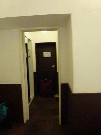 Grande Hotel Do Porto:                   Коридор