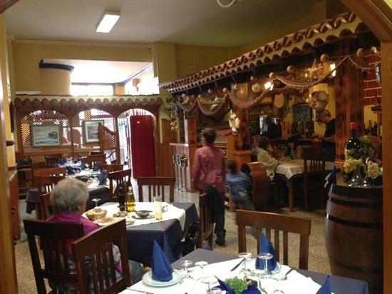 Casa Luis: interior