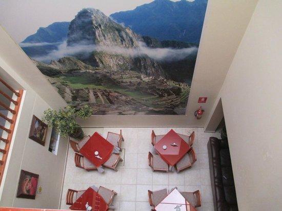 Villa San Blas: Speiseraum
