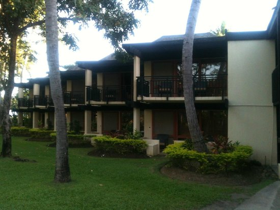 The Westin Denarau Island Resort & Spa Fiji:                   Courtyard Rooms - Outside View