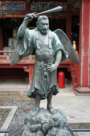 Mt. Takao: Tengu