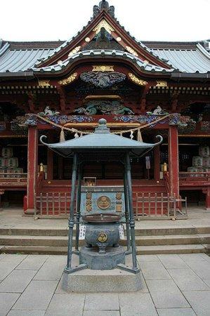 Mt. Takao: Temple