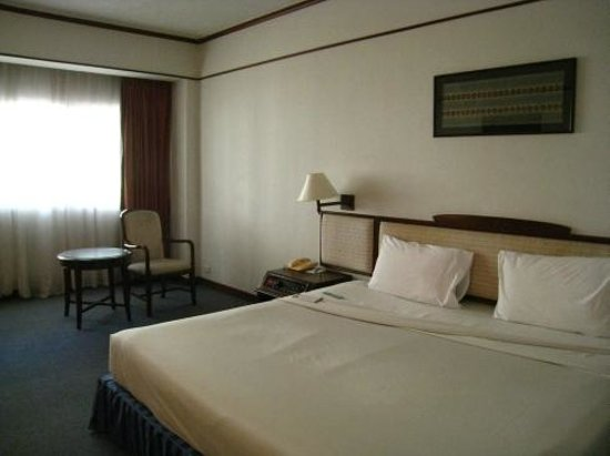 Mercure Chiang Mai: Double room.