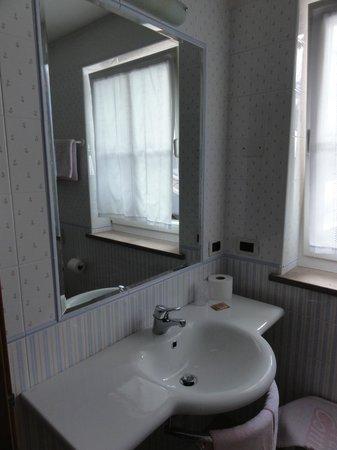 Hotel Conturina: Bagno - Dettagli