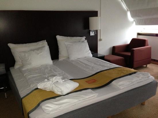 Soverom - Bild von Clarion Hotel Royal Christiania, Oslo - TripAdvisor