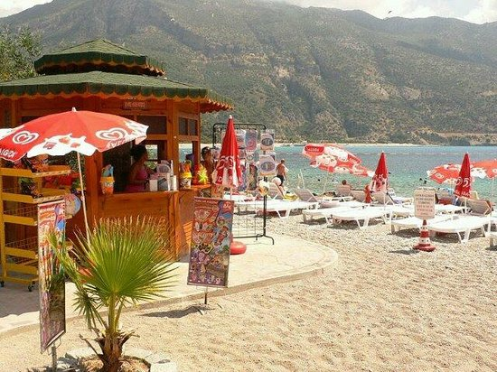 Magic Tulip Oludeniz:                   The Blue Lagoon