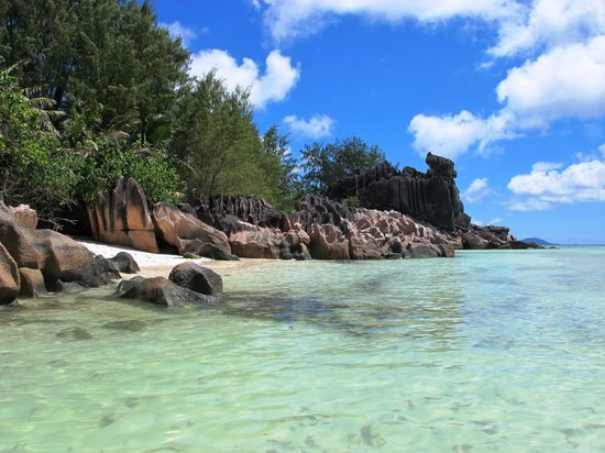 Curieuse Island: Anse Papaie