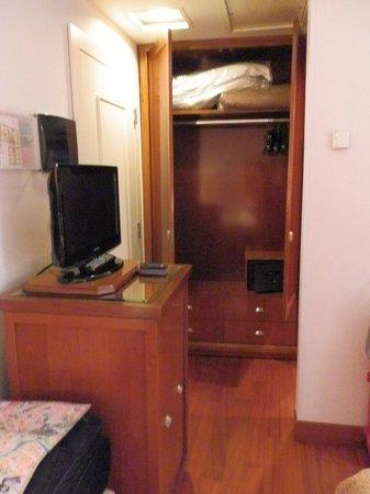 Hotel delle Nazioni: el closet