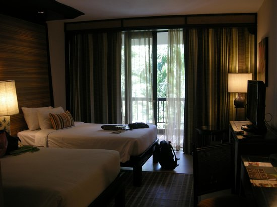 Siam Bayshore: Twin room