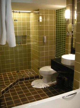 سيم بايشور: Bathroom