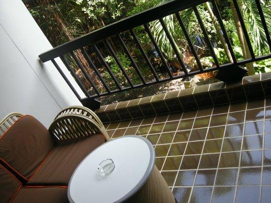 Siam Bayshore: Balcony