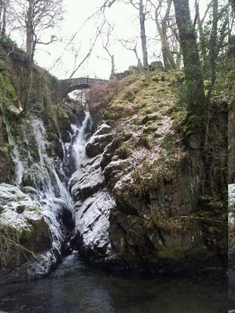 Ullswater View: aira force- 5 min drive from hotel!