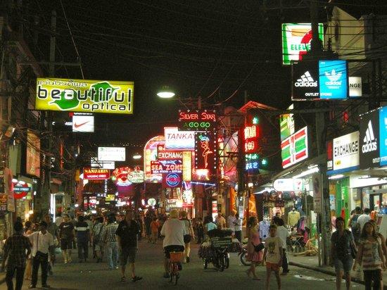 Siam Bayshore: Walking Street