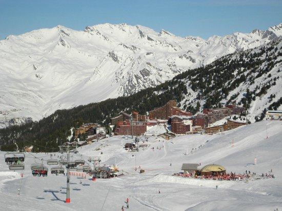 Chalet Altitude :                   Arc 2000