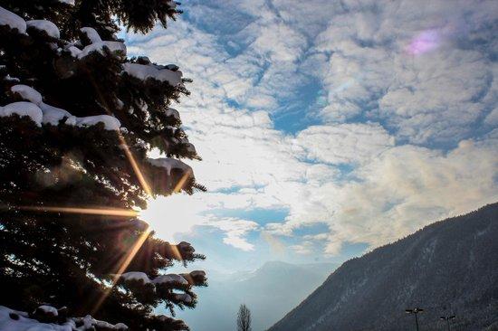 Familien-Landhotel Stern: Mieminger Plateau im Winter