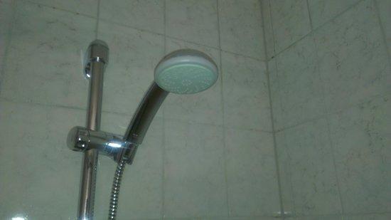 Hotel NOVA: shower