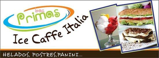 That's Amore Italian Gelato & Crepes: ice caffe italia las primas