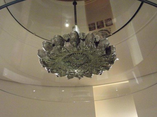 MAEC - Museo dell'Accademia Etrusca : il famoso lampadario etrusco