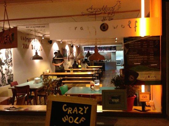 Crazy Wolf: Einladende Atmosphäre