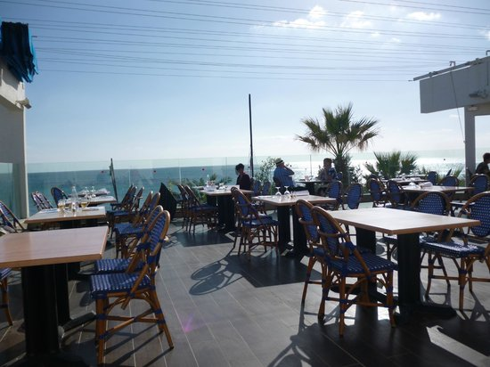 SENTIDO Aziza Beach Golf & Spa:                   The BBQ restaraunt