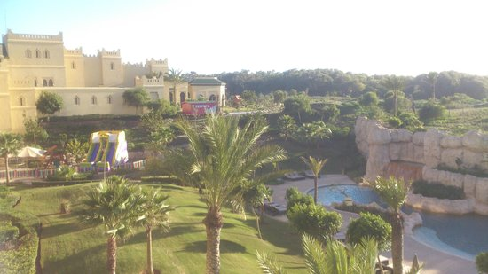 Mazagan Beach & Golf Resort : piscine enfant et club enfant