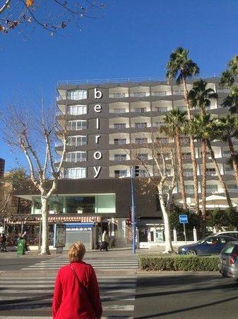 Belroy Apartamentos: the hotel