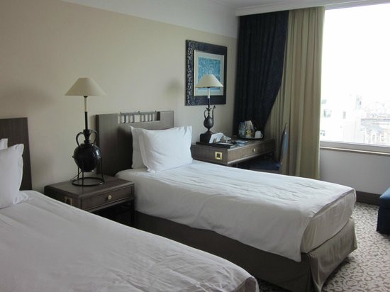 The Marmara Taksim: Twin room