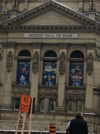 The Westin Harbour Castle: Hockey Hall of Fame