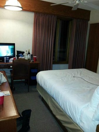 Elk + Avenue Hotel : Hotel room
