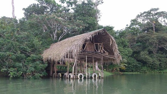 Monkey Lodge Panama: Canal tour