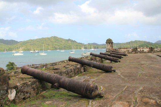 Monkey Lodge Panama: Portobelo tour