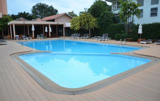 سيلوم هوتل هوا هين:                   zwembad                 