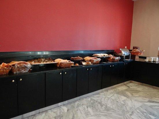 Amman Airport Hotel: Buffet du petit-déjeuner