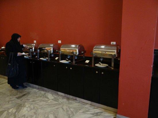 فندق مطار عمّان: Buffet 