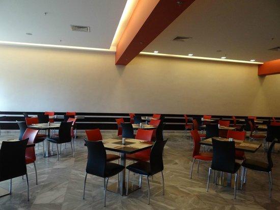 Amman Airport Hotel: Salle à manger