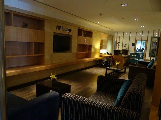 Amman Airport Hotel: Le salon VIP