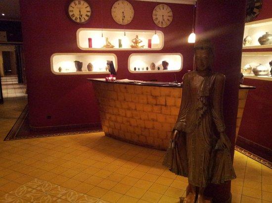 Alstadt-Palais Lippischer Hof: reception