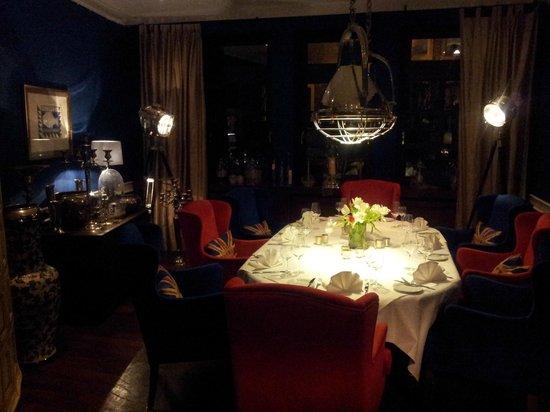 Alstadt-Palais Lippischer Hof: themed dining