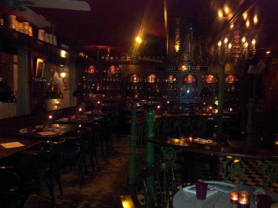Alstadt-Palais Lippischer Hof: bar area