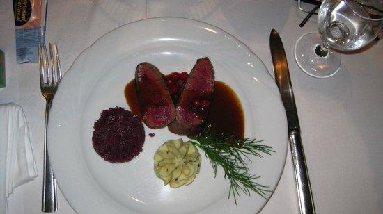 Hotel Alpino Plan:                   Gala Dinner