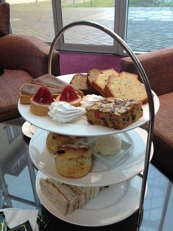 Fairmont St Andrews: Lovely afternoon tea