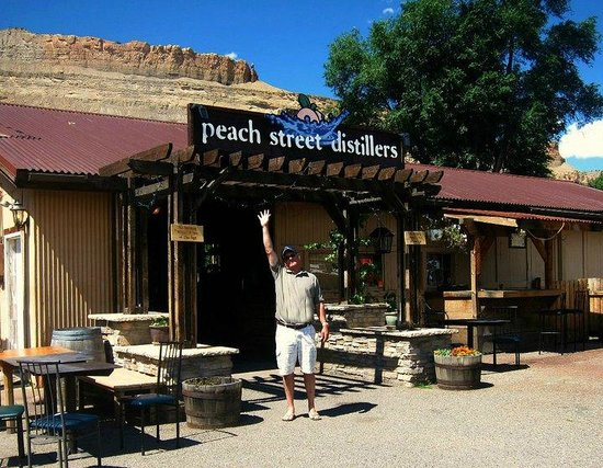 Peach Street Distillers: Peach Street Distillery