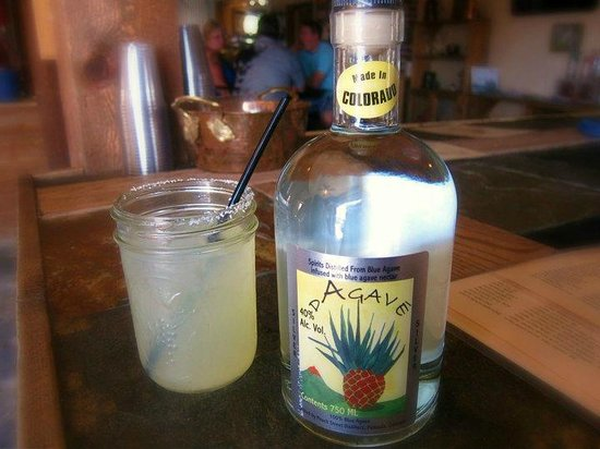 Peach Street Distillers: D'Agave (Tequila)