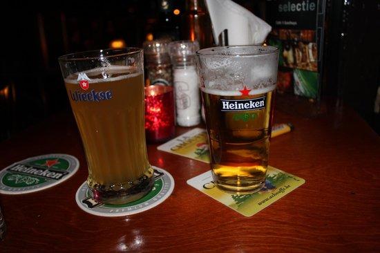 Cafe 'T Gasthuys: Bier
