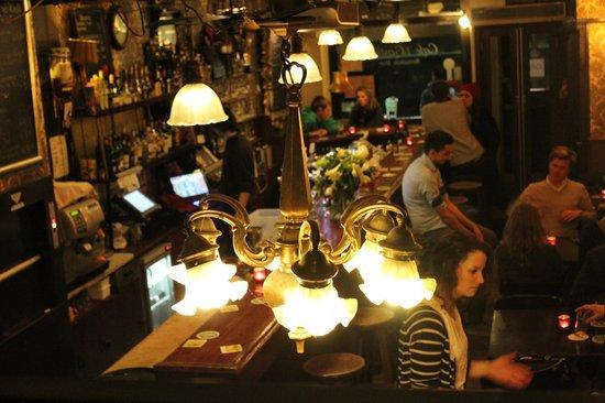 Cafe 'T Gasthuys: bancone