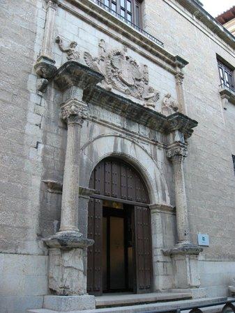 Museo de Jaén: Antigua fachada del Posito (siglo XVI)