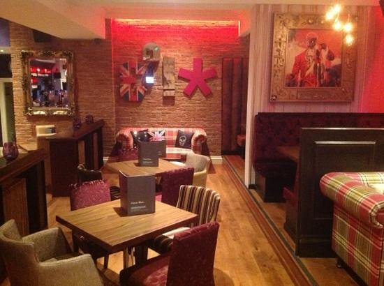 andwhynot Bar and Restaurant:                   andwhynot, Remodelled, Restyled, Reborn