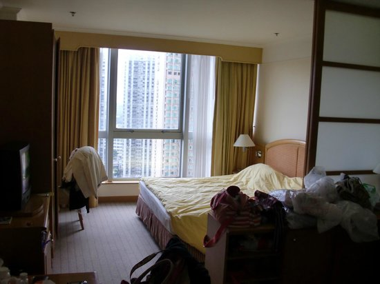 Harbour Plaza Resort City Hong Kong:                   Standard room
